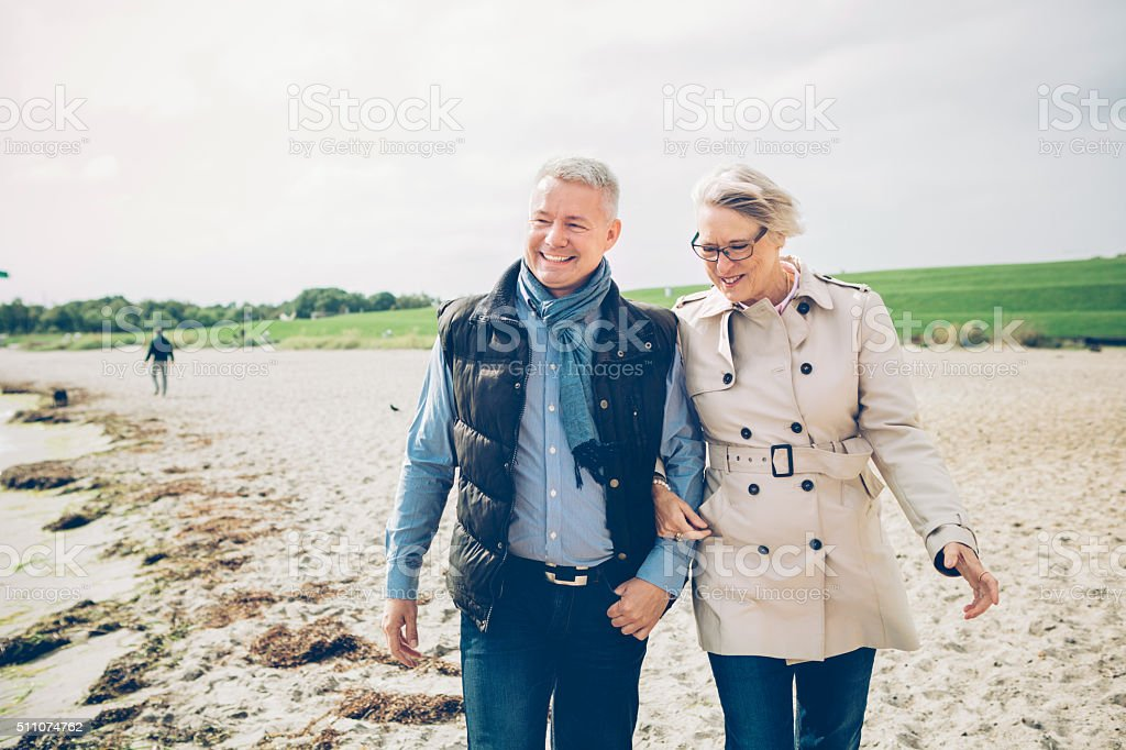 They're always smiling stock photo