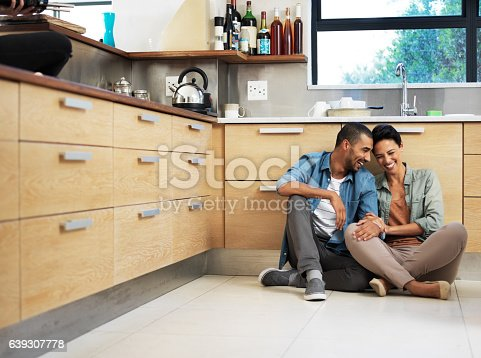 istock They're home is filled with love and laughter 639307778