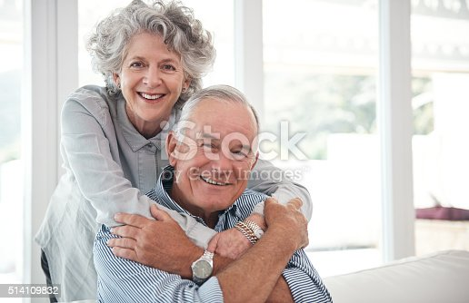 istock They're still crazy about each other 514109832