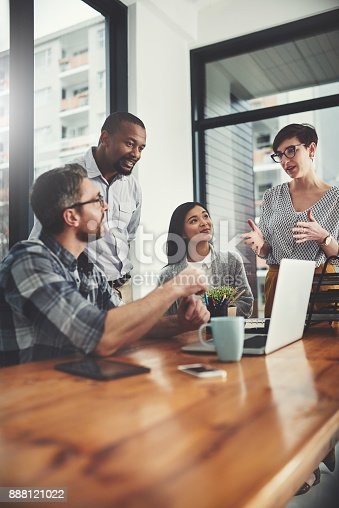 istock They're stronger together 888121022