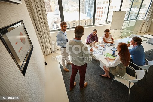 istock They've got important updates to address 604803590