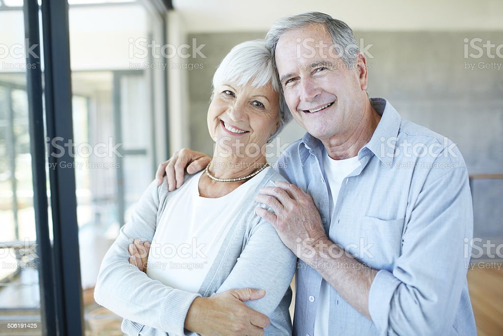 They've made plenty of memories together royalty-free stock photo