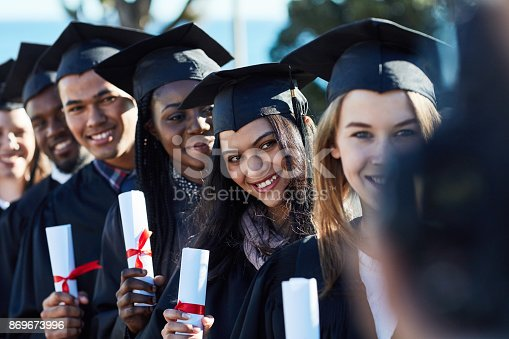 istock They've waited a long time for this big moment 869673996