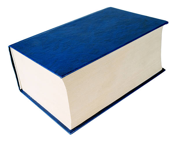thick book. - thick stock pictures, royalty-free photos & images
