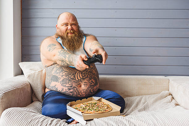 Royalty Free Chubby Men Nude Pictures, Images And Stock Photos - Istock-5514