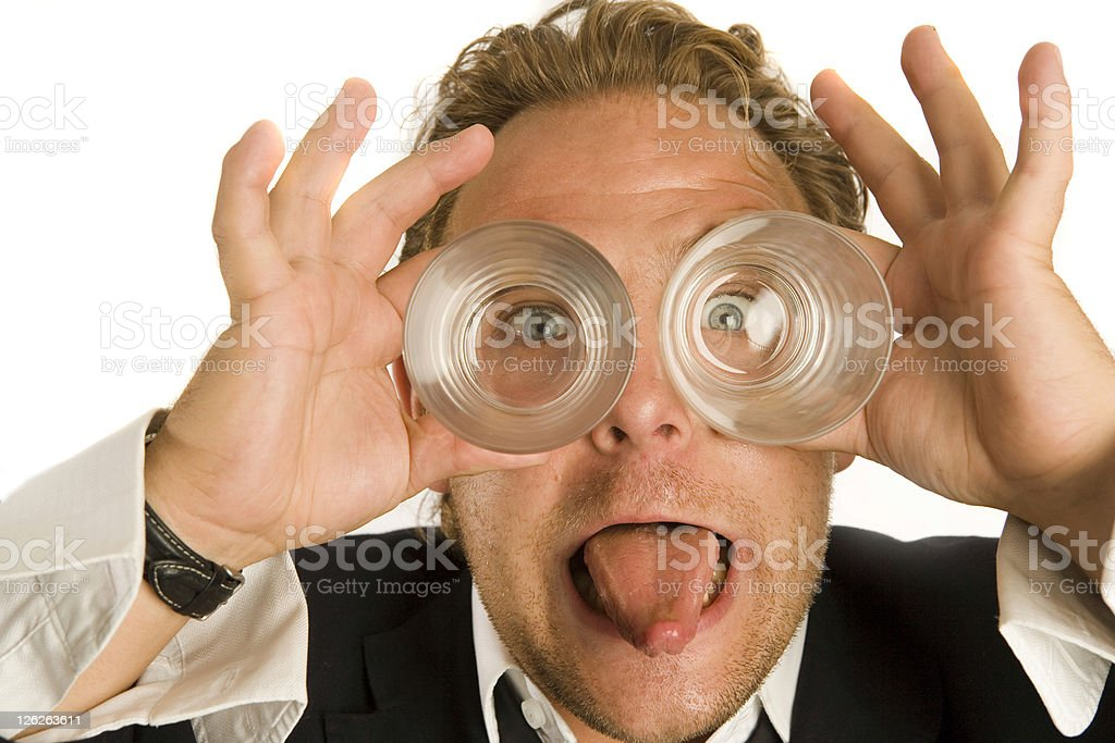 Thickj Specs royalty-free stock photo