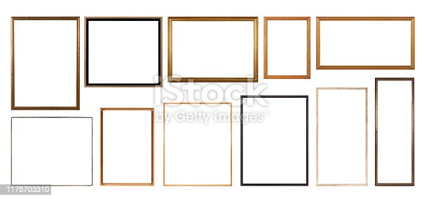 Thin Picture Frames
