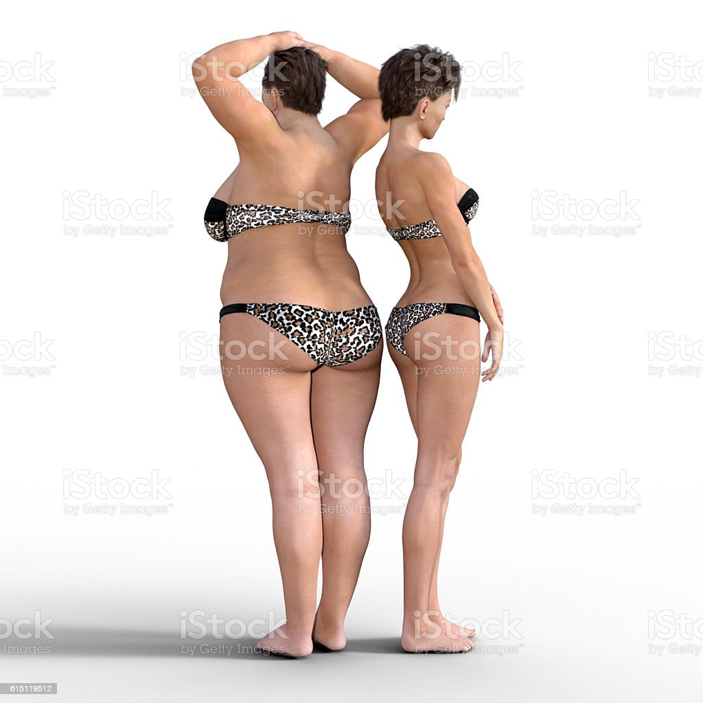 Image of naked fat sexy woman