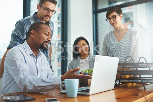 609072850 istock photo Things are all looking in order so far 609072200