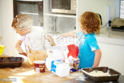 istock Things are getting out of control in here! 174229403