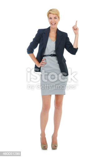 istock Things are looking up 460051295