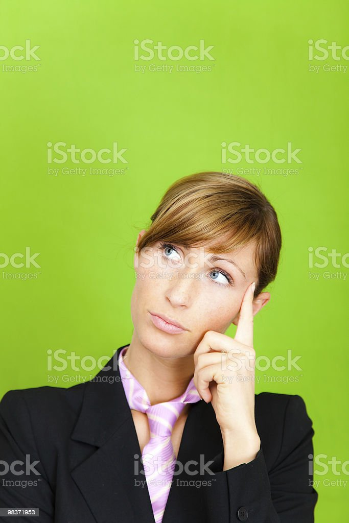 think business royalty-free stock photo