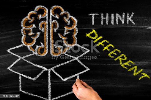istock Think Different 826166942