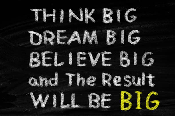 Think Dream Believe Ergebnis – Foto