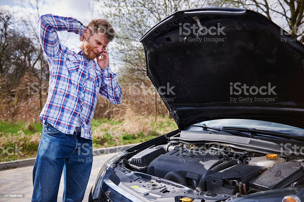 I think I have got a problem stock photo
