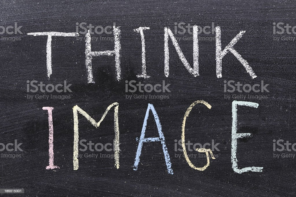 think image royalty-free stock photo