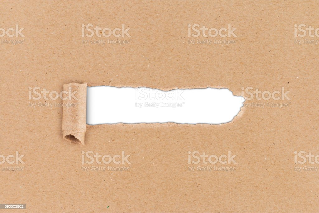 think outside the box business concept stock photo