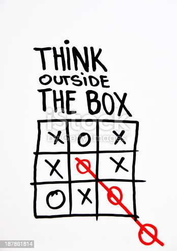 istock think outside the box 187861814