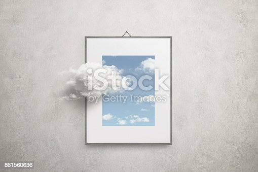 istock think outside the box surreal minimal concept 861560636