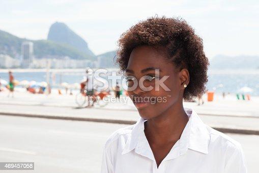 istock Thinking brazilian woman at Rio de Janeiro 469457058