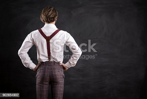 istock Thinking Young Businessman 902654902