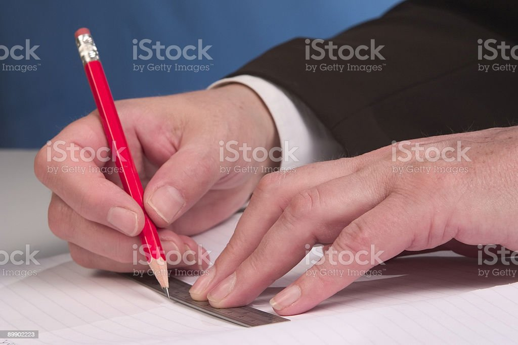 Third rule royalty-free stock photo