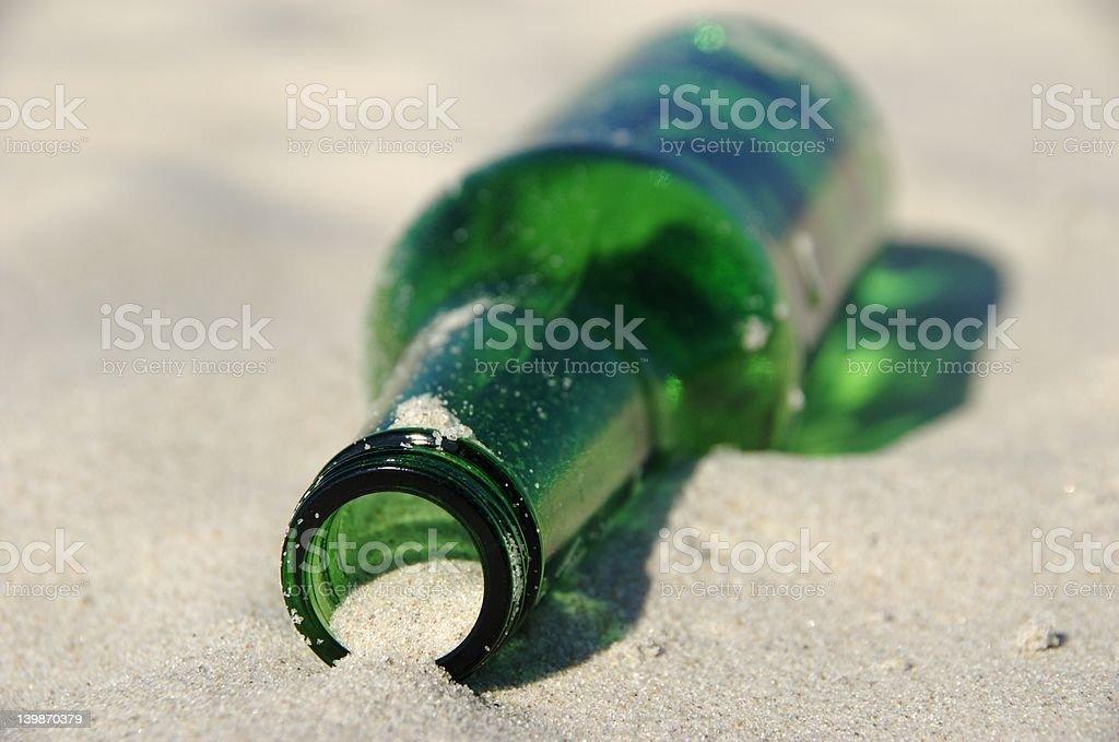 Thirsty? royalty-free stock photo
