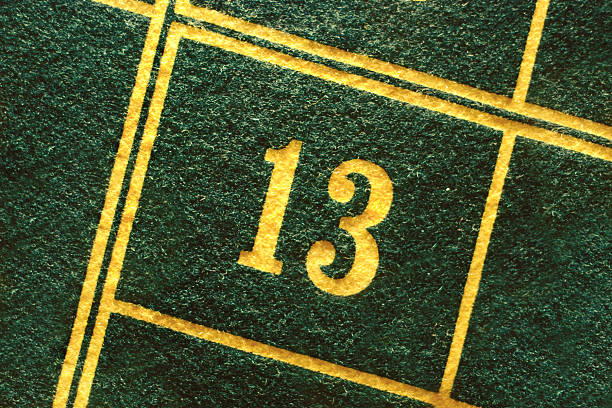 13 - number 13 stock-fotos und bilder