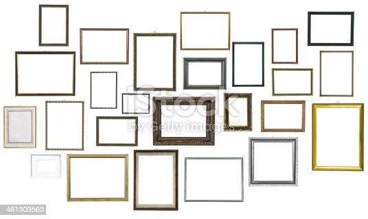 948081716 istock photo This 25 pictures frames for your 25th anniversary 461303563