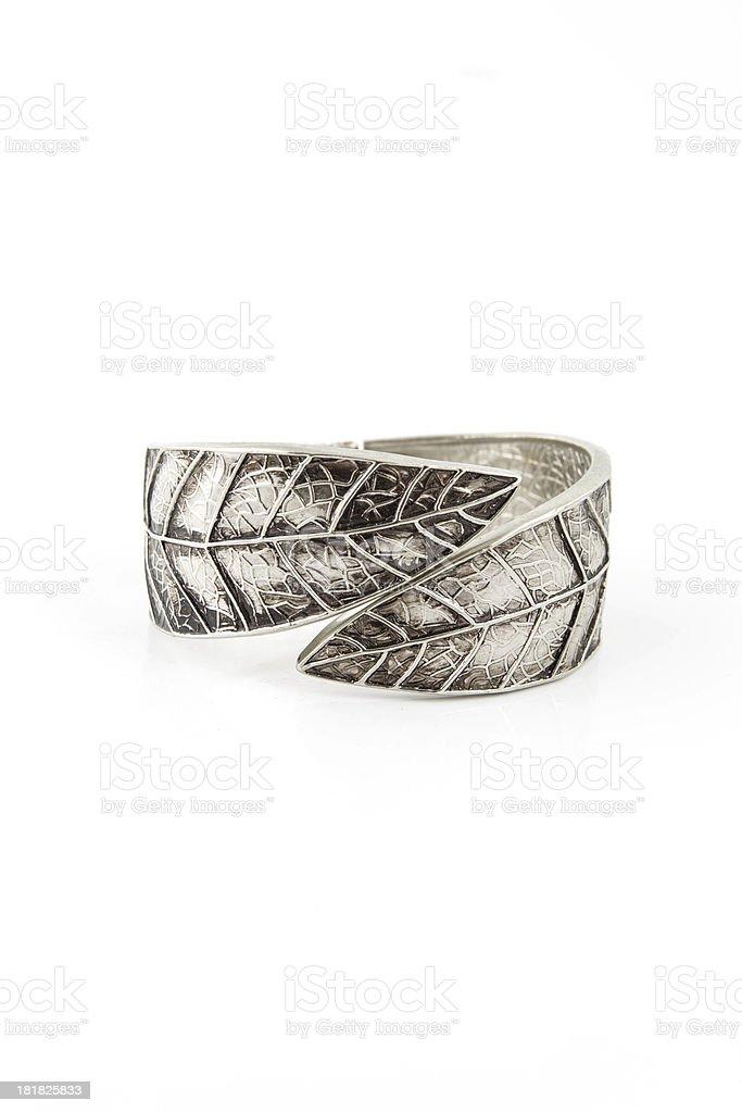 This beautiful bracelet stock photo