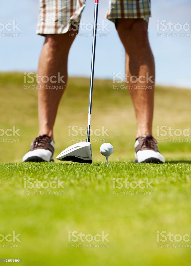 This club should do the trick... stock photo