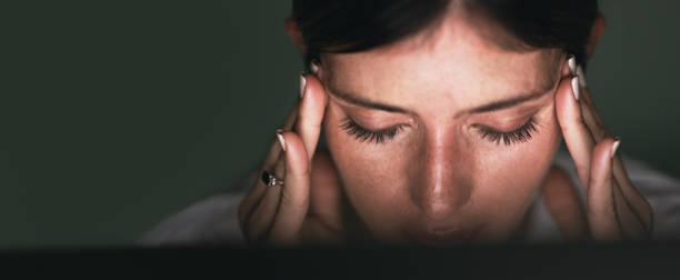 Diese Kopfschmerzen beginnen sich zu verschlimmern – Foto