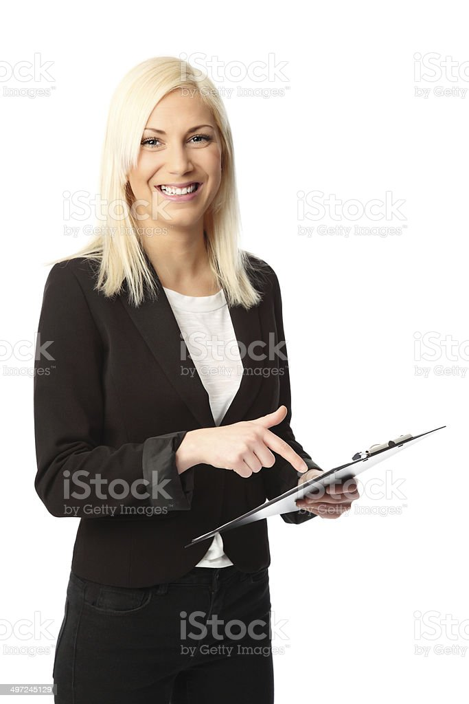 This is correct! stock photo
