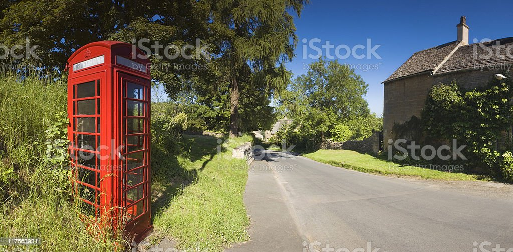 This is England. royalty-free stock photo