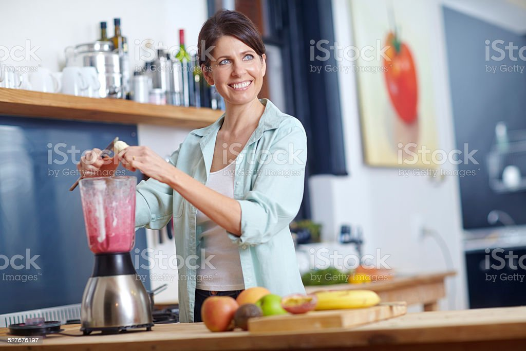 This is going to taste sooo good! stock photo