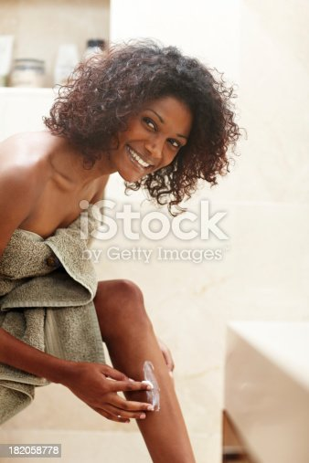 1059182922 istock photo This is how she get's those silky, smooth legs 182058778