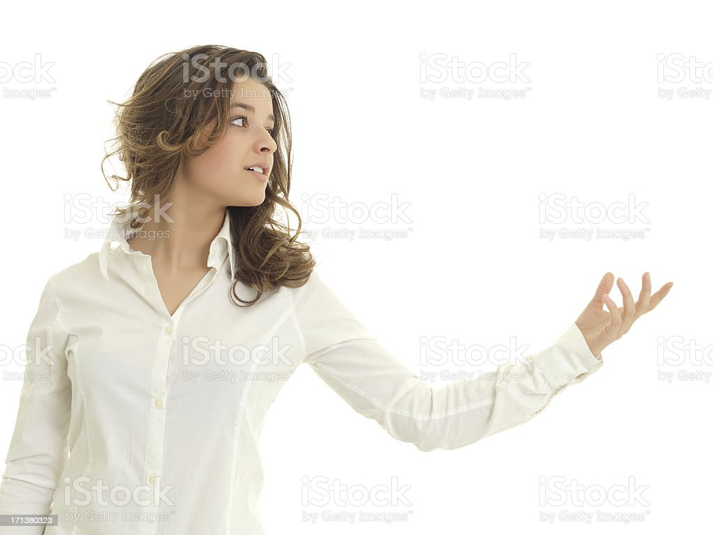 This is it stock photo
