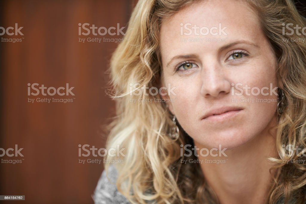 This is me royalty-free stock photo
