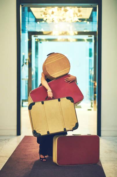 das ist mir leicht reisen - gepäck verpackung stock-fotos und bilder