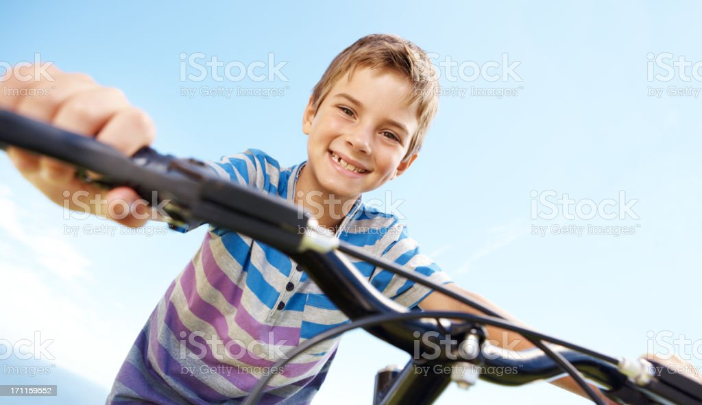 This is my favourite hobby royalty-free stock photo