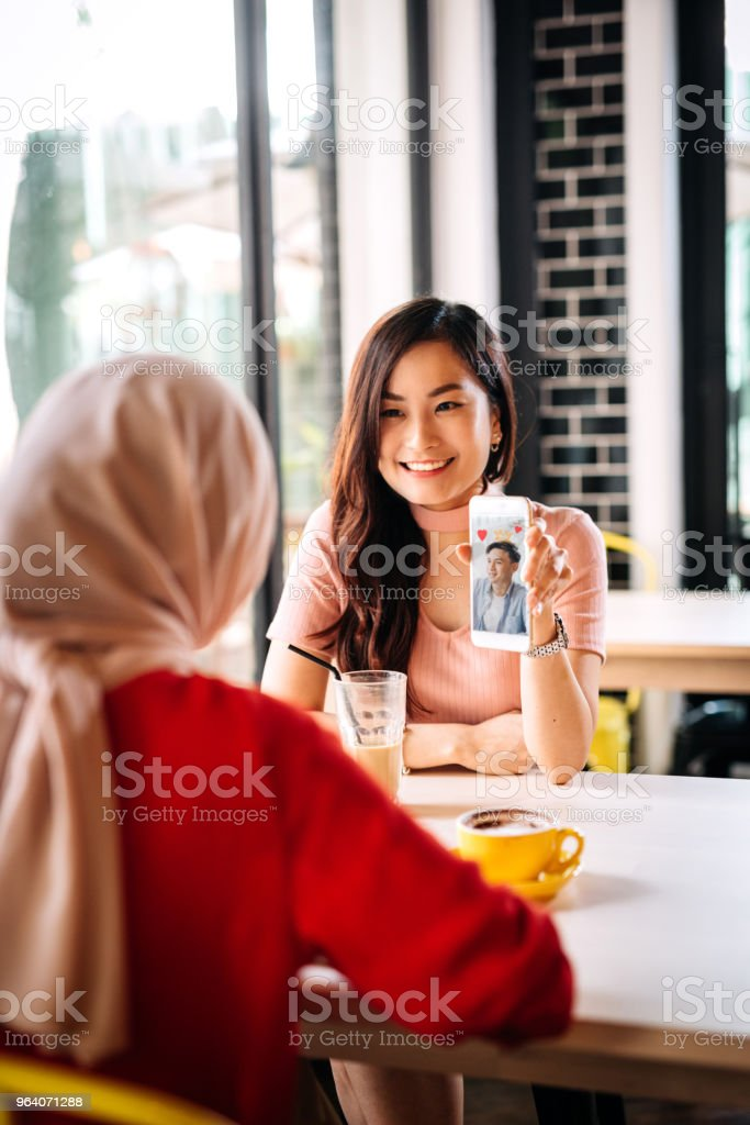 This is my new boyfriend - Royalty-free 20-29 Years Stock Photo