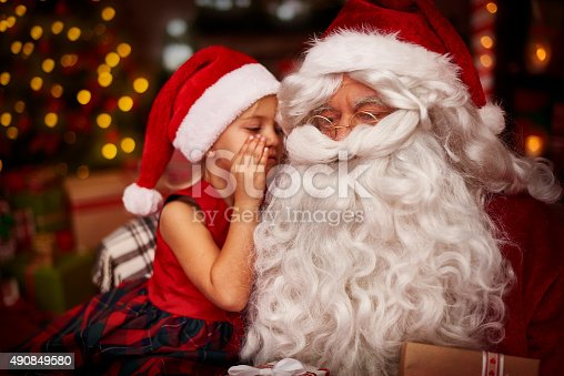 istock This is my secret, don't tell anyone 490849580