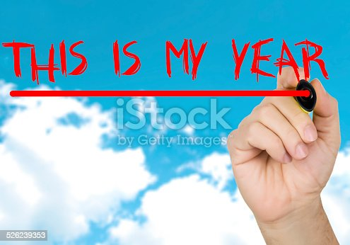 istock this is my year 526239353