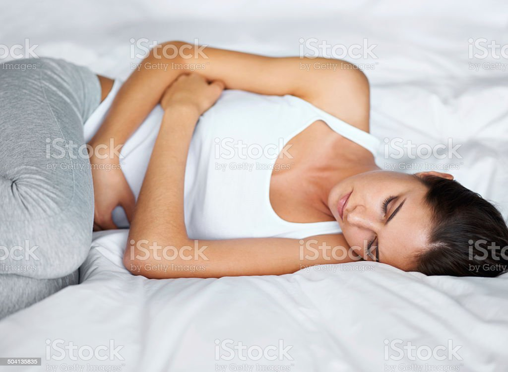 This is not a good start to the day stock photo