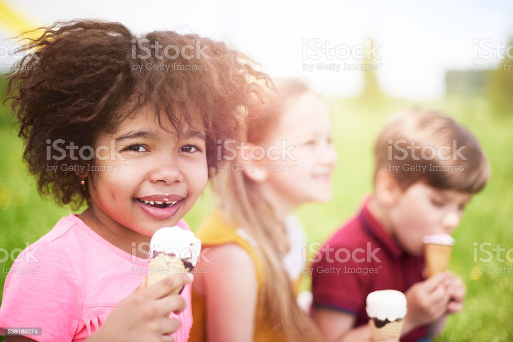 This is our favourite snack! stock photo