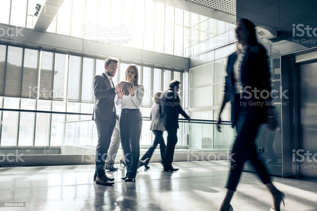 This is our success ration stock photo