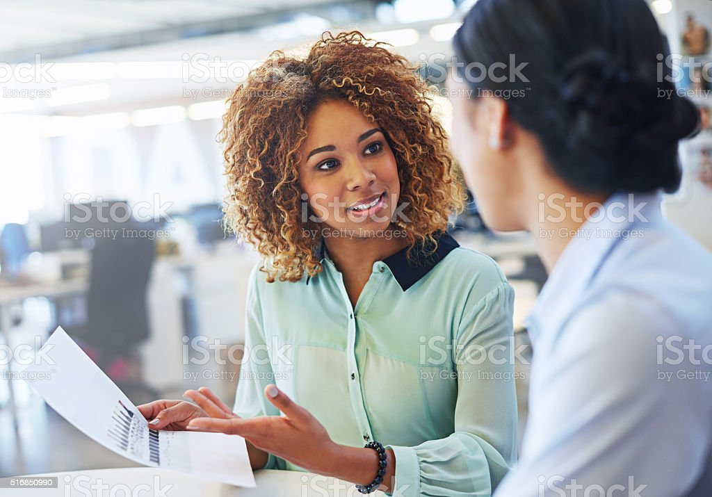 This is some concise work! stock photo