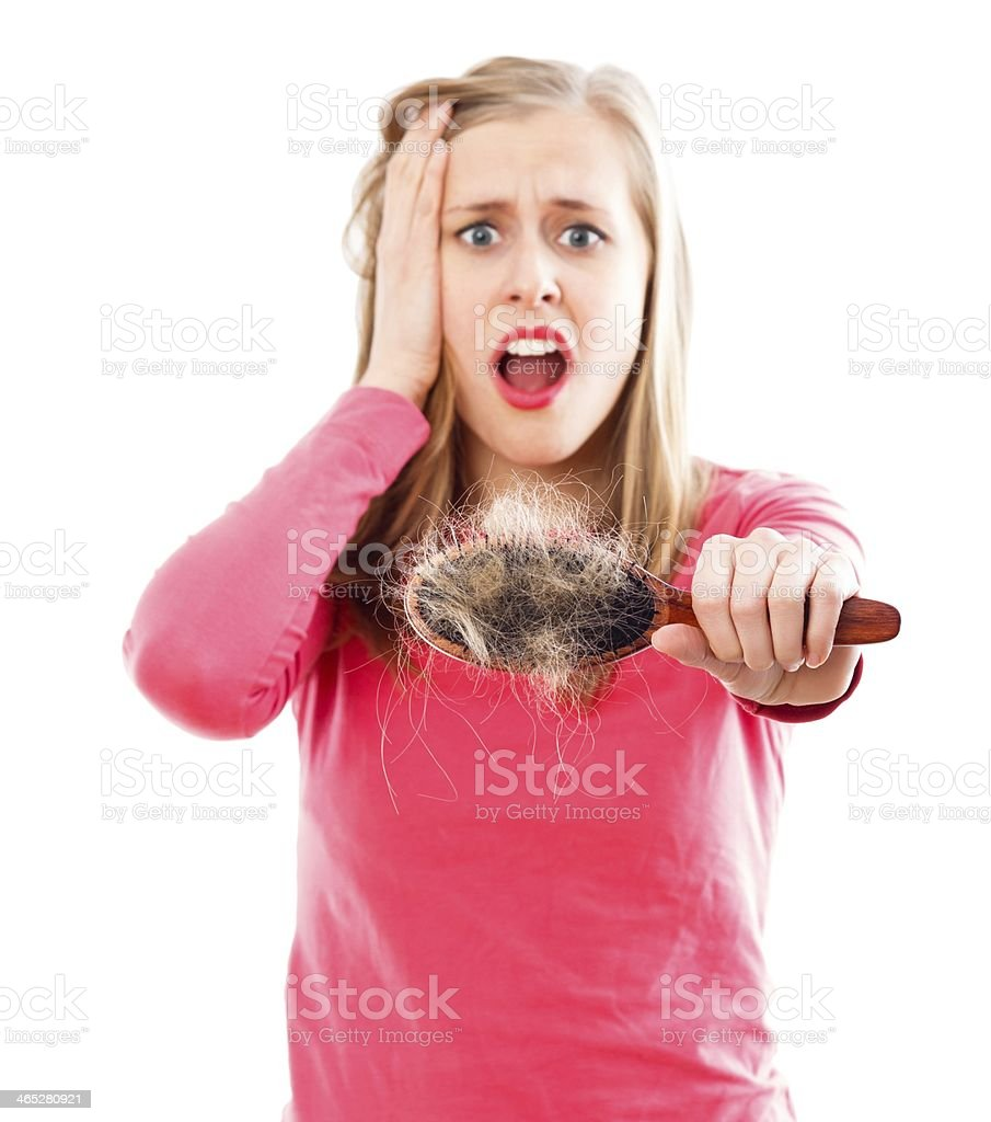 This Is Something Serious! stock photo