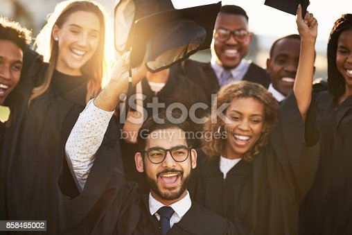 istock This is the best day of our lives 858465002