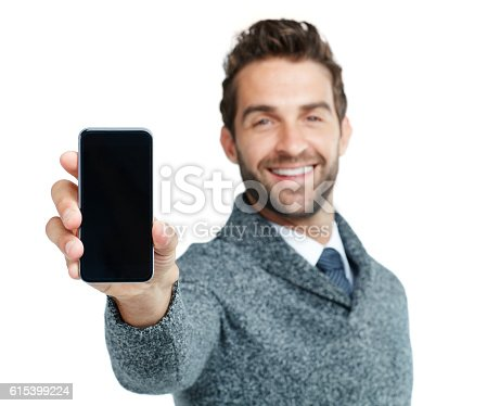 istock This is the latest must-have new app 615399224